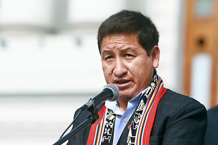 El propósito de la congresista Chirinos es el plan para vacar al presidente de la República