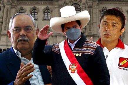 Guerra declarada entre el Ejecutivo y  Legislativo por vacancia o cierre del Congreso