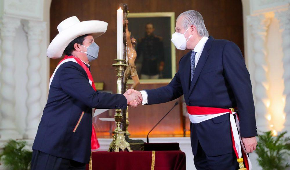 Oscar Maúrtua nuevo Canciller cuya designación causa críticas