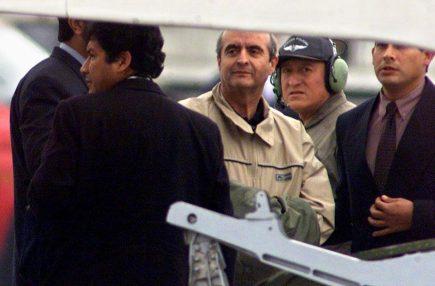 Trasladan a Vladimiro Montesinos al penal de Ancón II hasta el fin de su condena