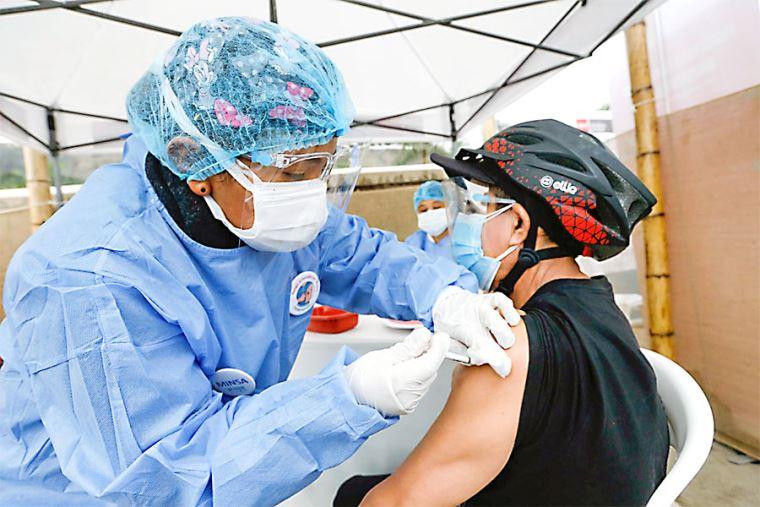 Arequipa: Ciudadanos de 37 a 39 años pueden vacunarse este fin de semana