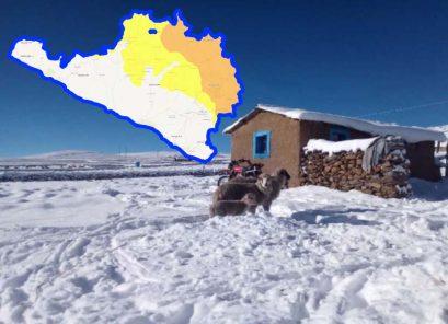 Arequipa: pronostican descenso de temperaturas nocturnas desde el viernes