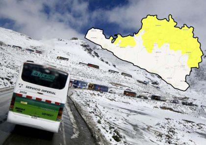 Arequipa: pronostican descenso de temperaturas nocturnas desde el lunes