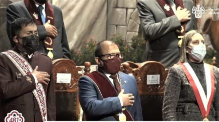 Omar Candia: Recursos que pagó Cerro Verde deben ser invertidos en Arequipa (VIDEO)
