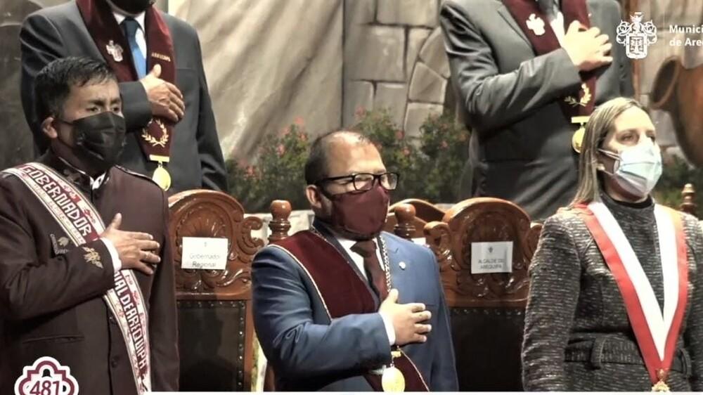 Omar Candia: recursos que pagó Cerro Verde a Sunat, deben ser invertidos en Arequipa.