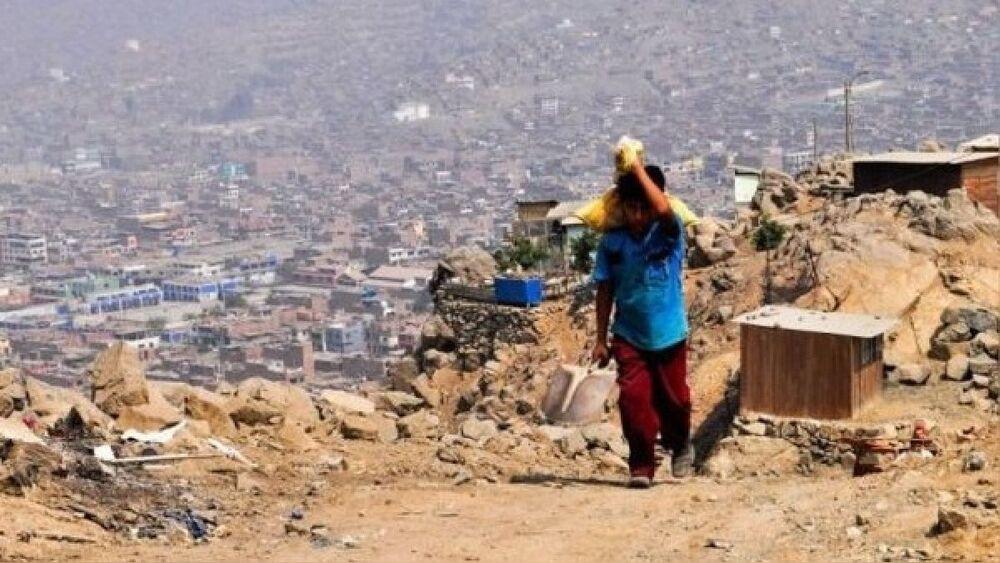 Arequipa: 250 mil personas en situación de pobreza, agravado por la pandemia.