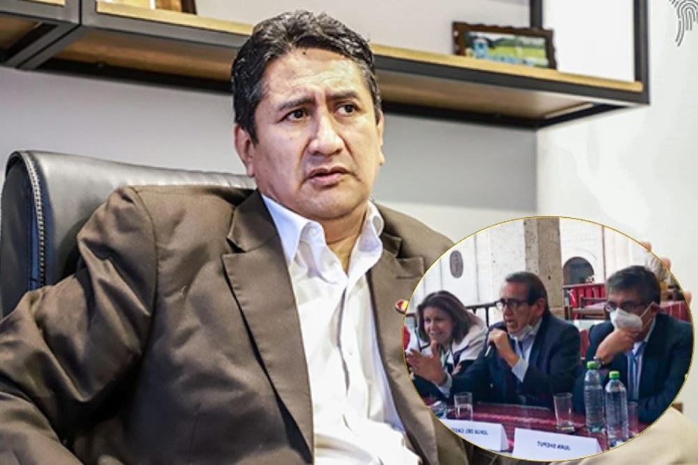 Vladimir Cerrón: Arequipa esta vez botó a Lourdes Flores, Del Castillo y Sheput por pedir vacancia