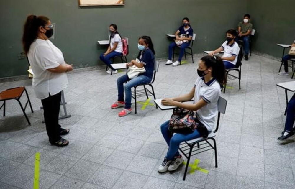 Arequipa: ¿de qué depende que 519 colegios habilitados por Minedu, acudan a las aulas para clases semipresenciales?