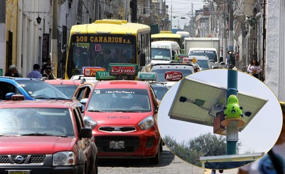 Arequipa, ciudad inteligente: Ahora podemos medir calidad del aire en tiempo real