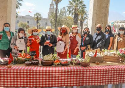Arequipa inició su mes jubilar con Fiesta de la Chicha 2021 (VIDEO)