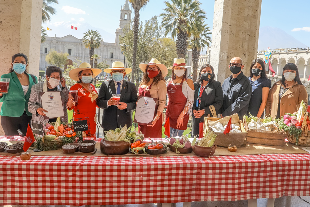 Fiesta de la Chicha en Arequipa