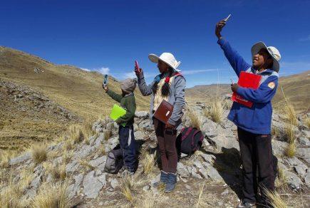 El internet como factor de cambio en el Perú