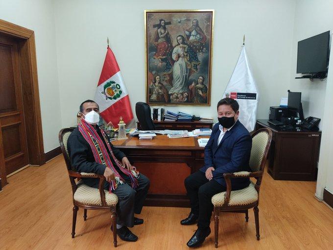 Guido Bellido pidió renuncia a Iber Maraví, mientras presidente Castillo no se pronuncia