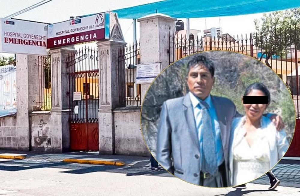 Arequipa: ordenan captura de sujeto que dejó grave a mujer embarazada de 7 meses