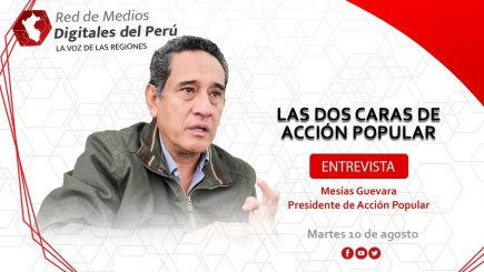 Red de Medios: entrevista a Mesías Guevara