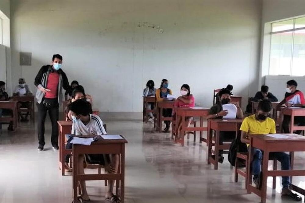Arequipa: 31 estudiantes que iban a retornar a clases dan positivo a covid-19