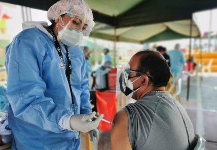 Arequipa: vacunarán a los mayores de 29 años en Majes, Islay y Camaná