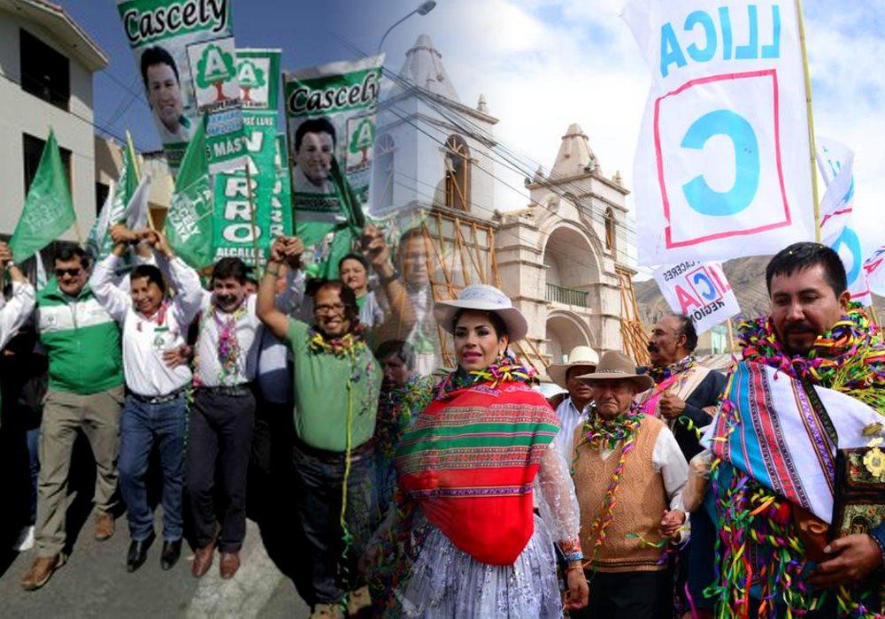 Movimientos regionales podrán  postular en elecciones 2022