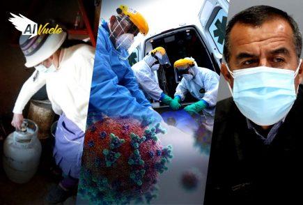 Variante Mu infecta pese a vacuna en algunos casos  |  Al Vuelo