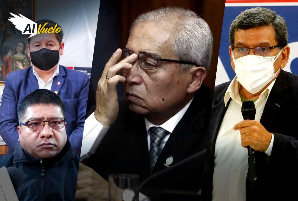 Pedro Chávarry deberá pagar 100 mil soles al Estado | Al Vuelo