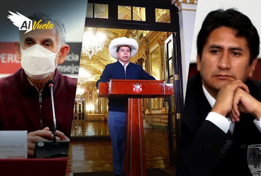 Pedro Castillo anuncia bonos y reducción del gas  |  Al Vuelo