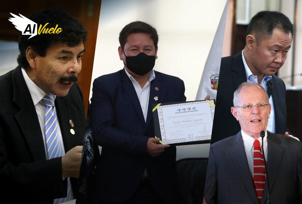 Guido Bellido: Información engañosa en noticia de certificado otorgado en foro