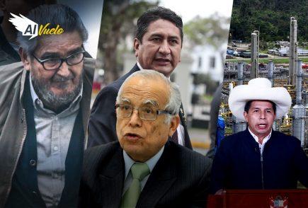 Aníbal Torres reafirmó críticas contra Vladimir Cerrón  |  Al Vuelo