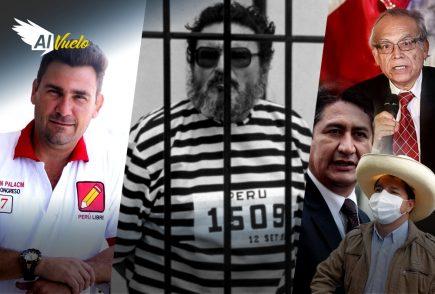 Elena Iparraguirre no tendrá restos de Abimael Guzmán  |  Al Vuelo