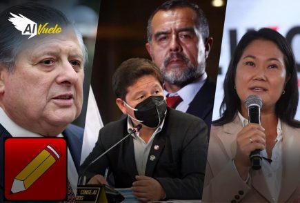 Iber Maraví responde y congresistas logran firmas para censura  |  Al Vuelo