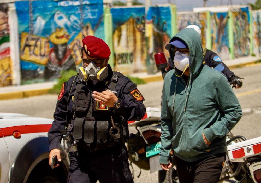arequipa restricciones policía