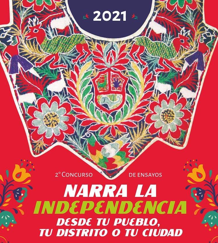 """Concurso de Ensayos """"Narra la Independencia desde tu pueblo, tu distrito o tu ciudad"""""""