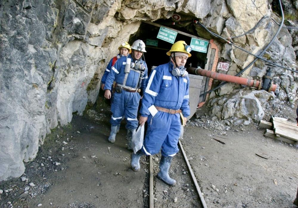 arequipa minería