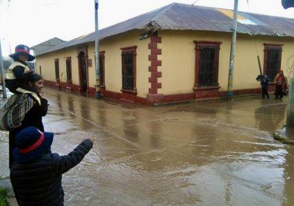 Clima en Arequipa: pronostican precipitaciones de moderada a fuerte intensidad