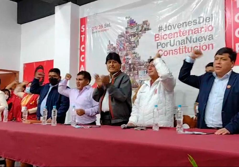 Arequipa-Evo-Morales