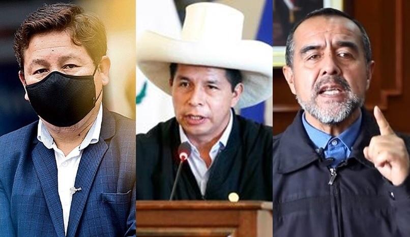 Castillo desautoriza a Bellido por cuestión de confianza a favor de Iber Maraví