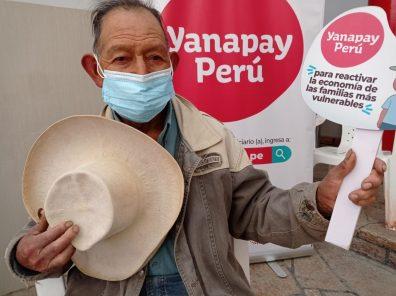 Bono Yanapay: Gobierno aplaza pagos de segundo, tercer y cuarto grupo de beneficiarios