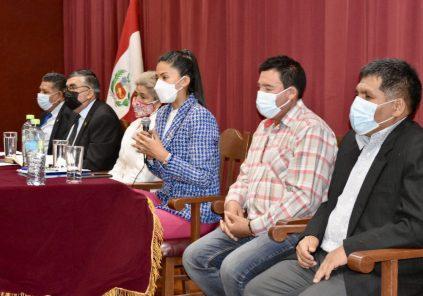 Congresistas Arequipa lanzan grupo multipartidario para impulsar intereses de la región