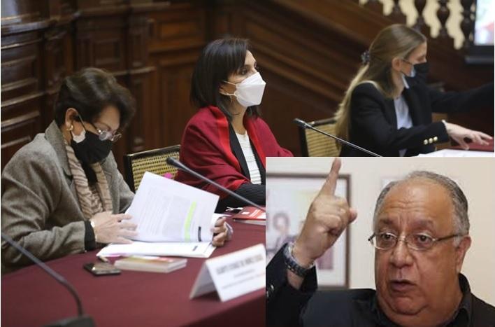 """Tuesta Soldevilla: Partidos regresarán a elecciones internas cuestionadas y a ser """"vientres de alquiler"""""""