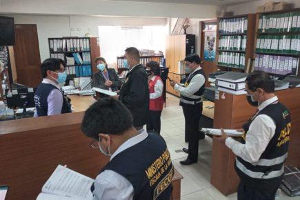Arequipa: Fiscalía y Contraloría intervienen Gobierno Regional por caso Jardín del Colca