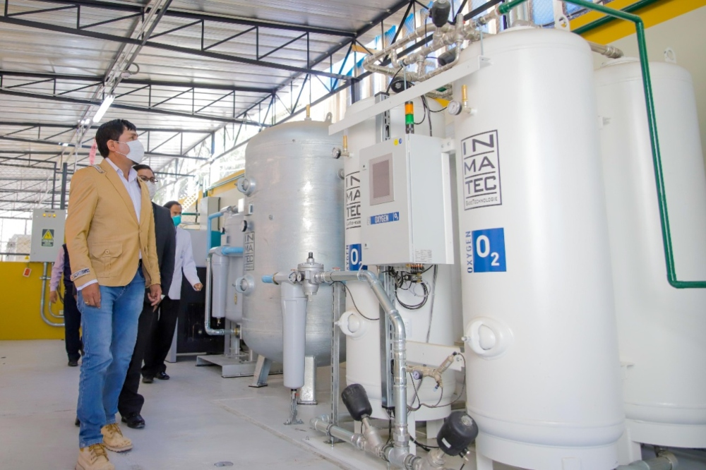 Arequipa: incremento de costos y presunto direccionamiento en compra de plantas de oxígeno