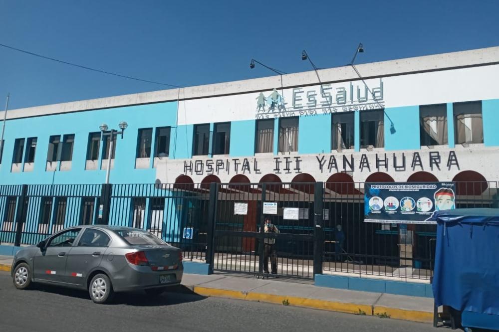 Arequipa: médico de Essalud es investigado por trabajar en clínica privada