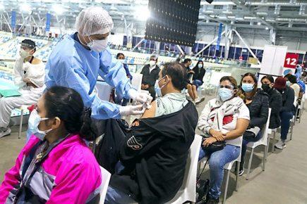 Trabajadores podrán tener hasta 4 horas de licencia con goce de haber para vacunarse