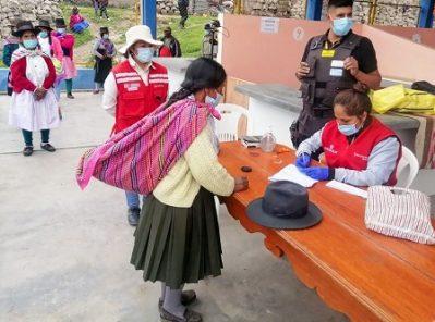 Beneficiarios de Juntos, Contigo y Pensión 65 desde hoy reciben Bono Yanapay Perú