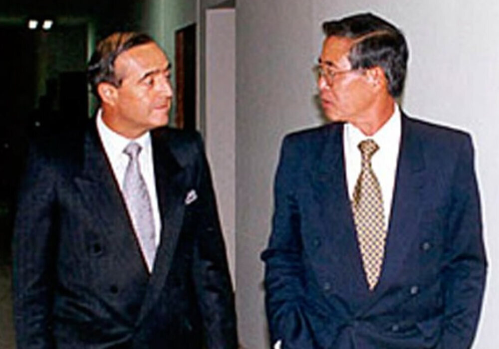 Acción Popular propondrá cremación de Alberto Fujimori y Vladimiro Montesinos, tras fallecimientos.