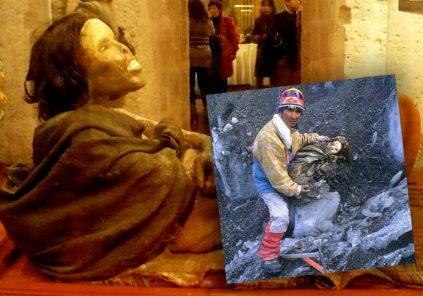 "Montañista que halló a momia Juanita: ""Quieren borrarme de esta historia"""