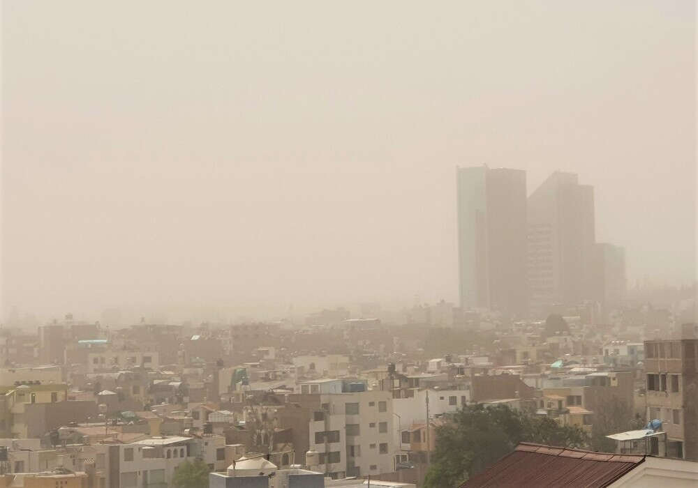 Arequipa: vientos de 45km/h provocan terral, afectando gran parte de la ciudad