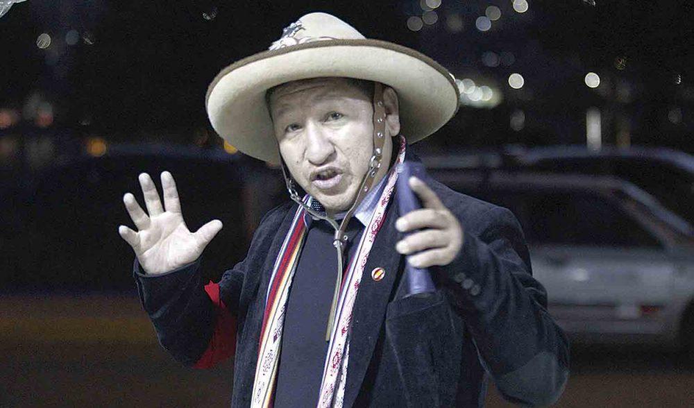 Quechua: el turno del ofendido