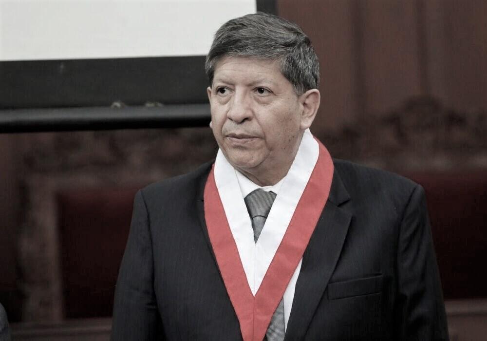 Fallece jurista de Arequipa Carlos Ramos, miembro del Tribunal Constitucional.