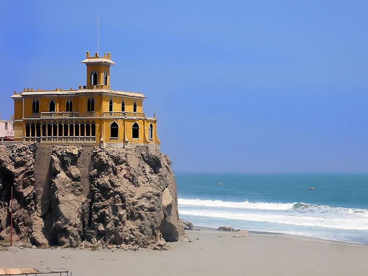 Castillo Forga - Mollendo Arequipa