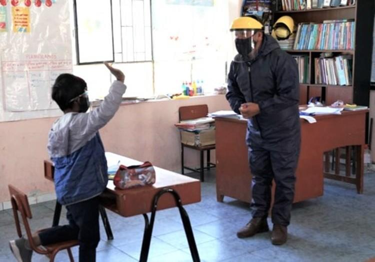 Arequipa: 200 colegios podrían sumarse a clases semipresenciales, tras pedido de directores